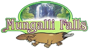 Australia Mungalli falls 澳大利亚梦佳里瀑布土地出售 Logo